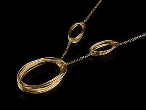 צילום תכשיטים - שרשרת
