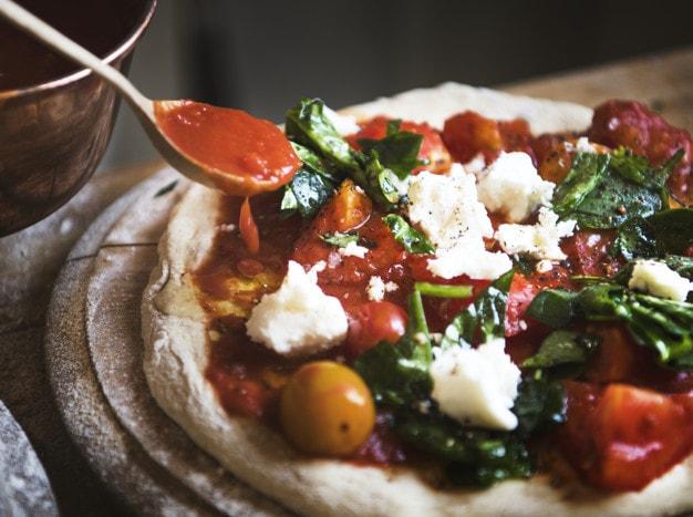 צילום אוכל בתל אביב